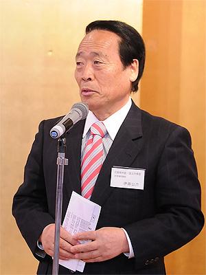 元国務大臣・国土庁長官 前衆議院議員 伊藤公介先生