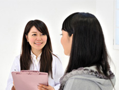複数の意欲的な医師による診療体制