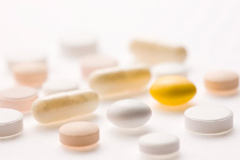 最低限の薬物療法